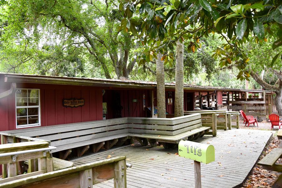 Kelly Seahorse Ranch auf Amelia Island